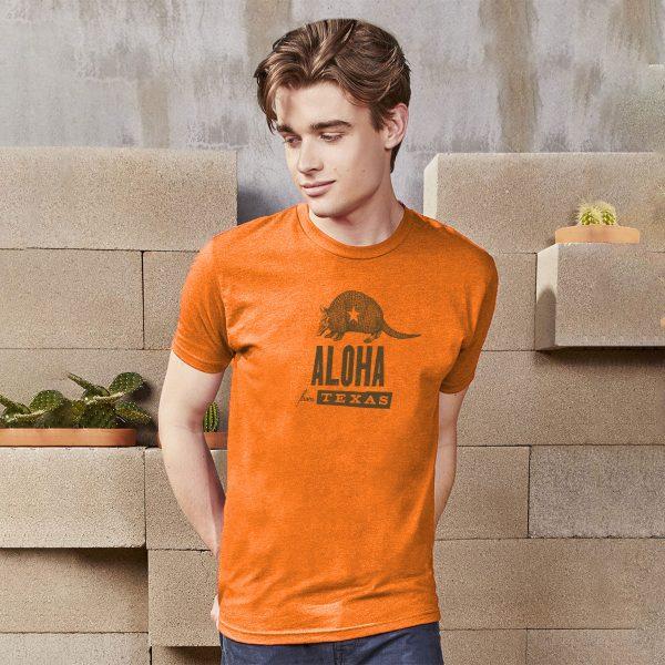 Hawaiian Bros Texas Armadillo Tshirt